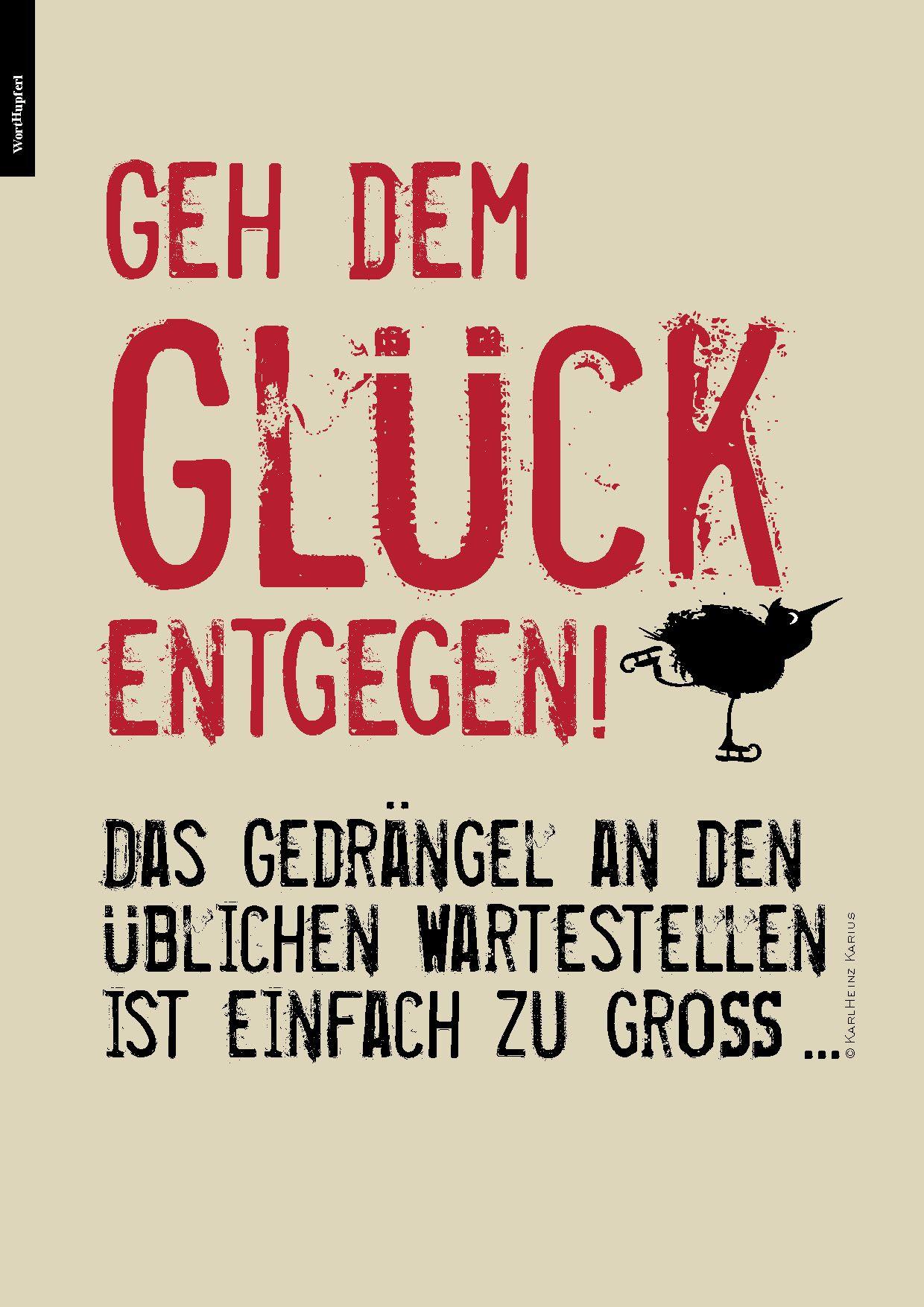 WortHupferl © KarlHeinz Karius Herzlich Willkommen Zum WortHupferl Des  Tages Und Den Hupferlnden Geschenkbüchlein Des Autors