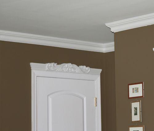 Easy Door Crown Adjusts to fits any window or door - 25  to 46  & Easy Door Crown Adjusts to fits any window or door - 25