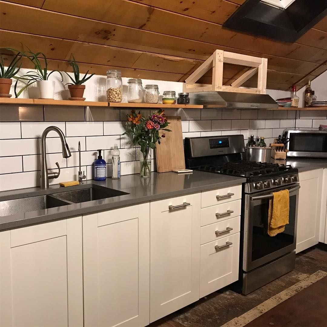 Balanced Architecture on Instagram Kitchen renovation