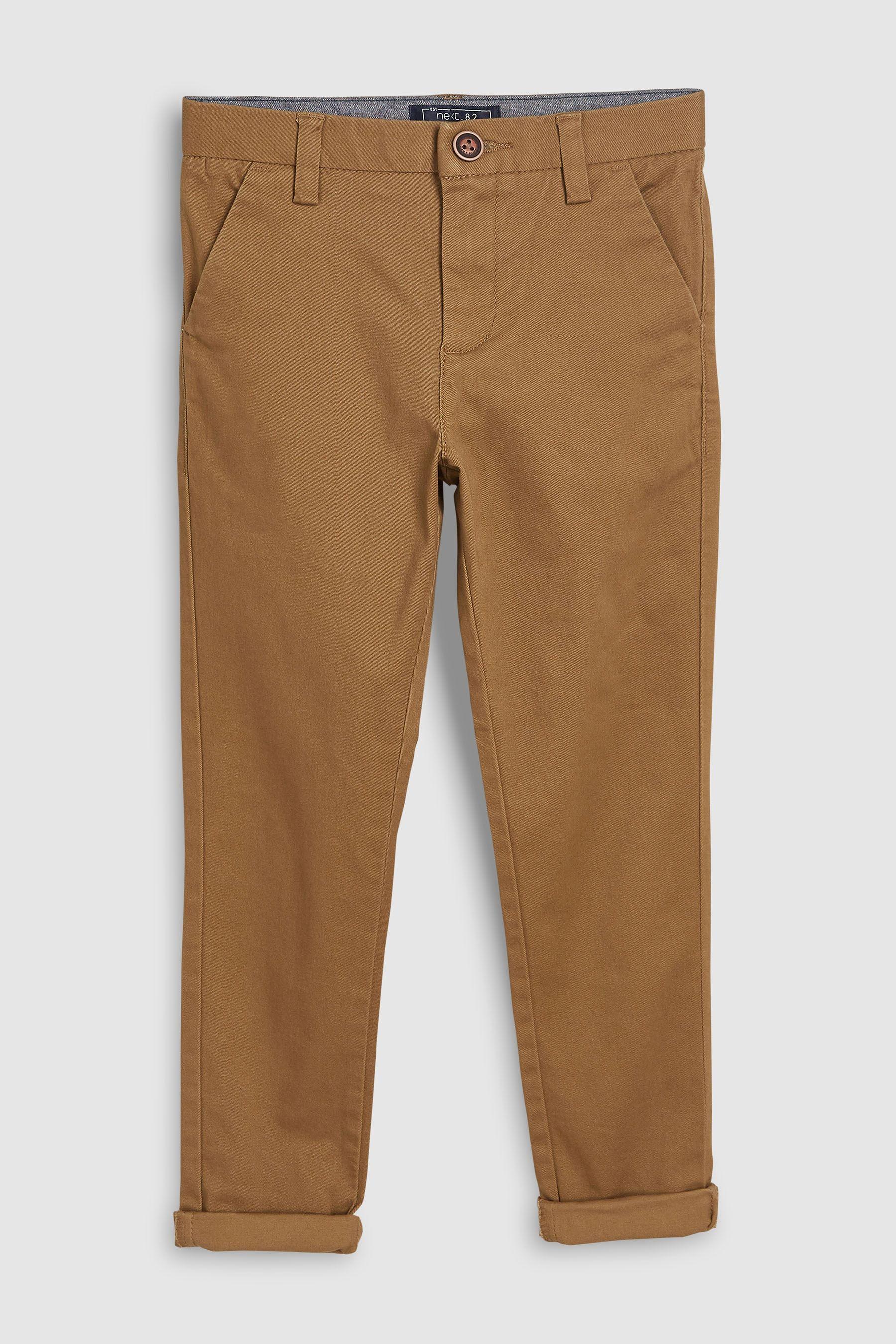f496a66b85 Boys Next Navy Skinny Chino Trousers (3-16yrs) - Blue in 2019 ...