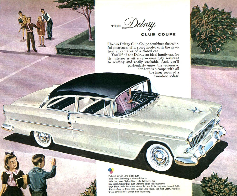 1955 Chevrolet Dealer Album 018