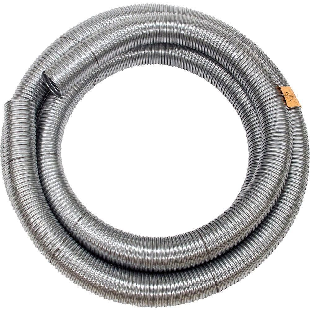 Afc Cable Systems 3 1 2 X 25 Ft Flexible Steel Conduit 5510 22 00 Steel Galvanized Steel Flexibility