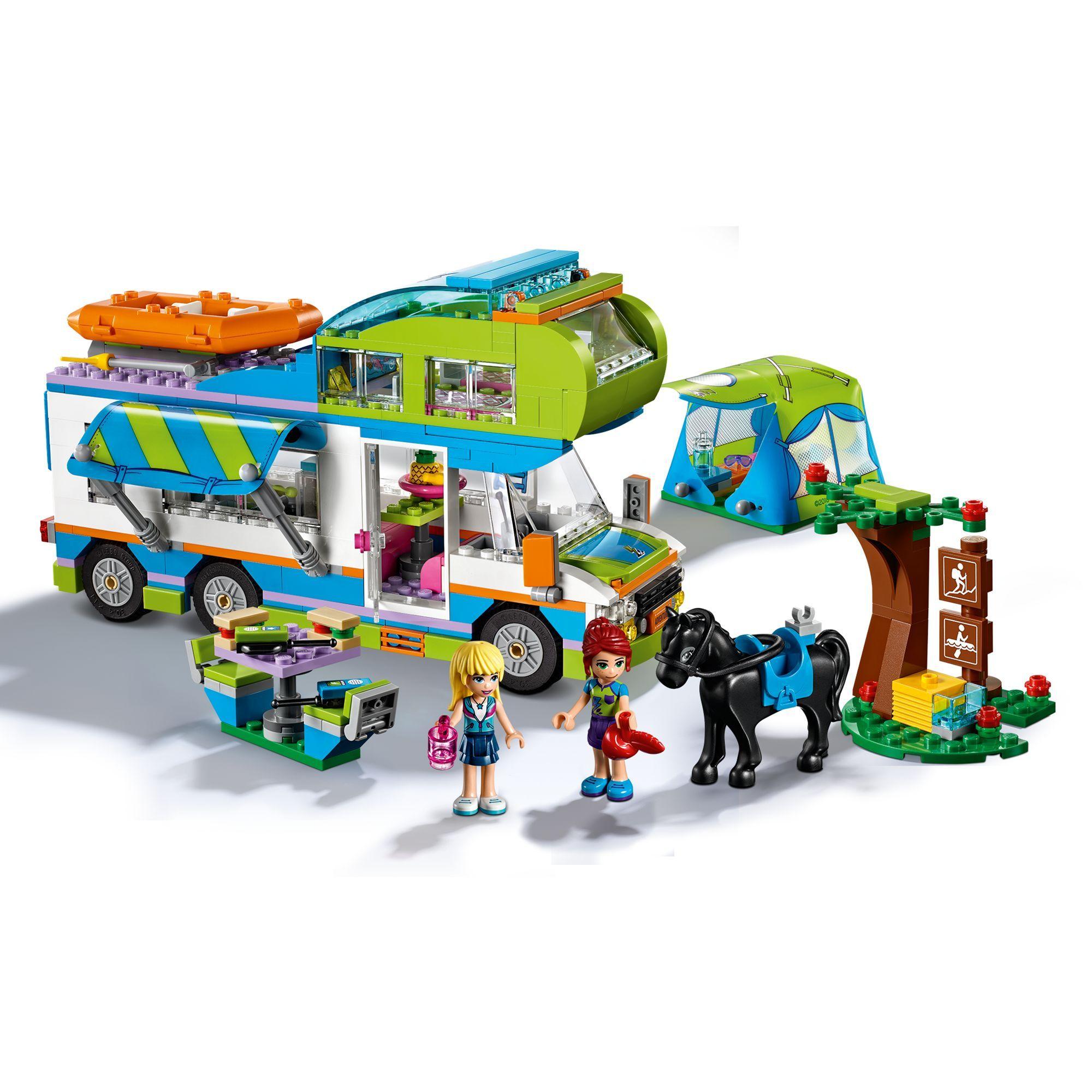 Camper Van 41339 LEGO Friends Sets