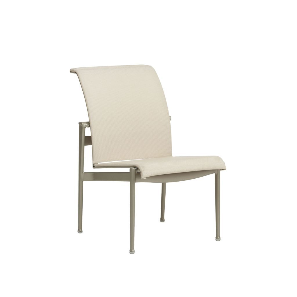 Brown Jordan Flight Stacking Sling Side Chair Side Chairs Chair Large Furniture