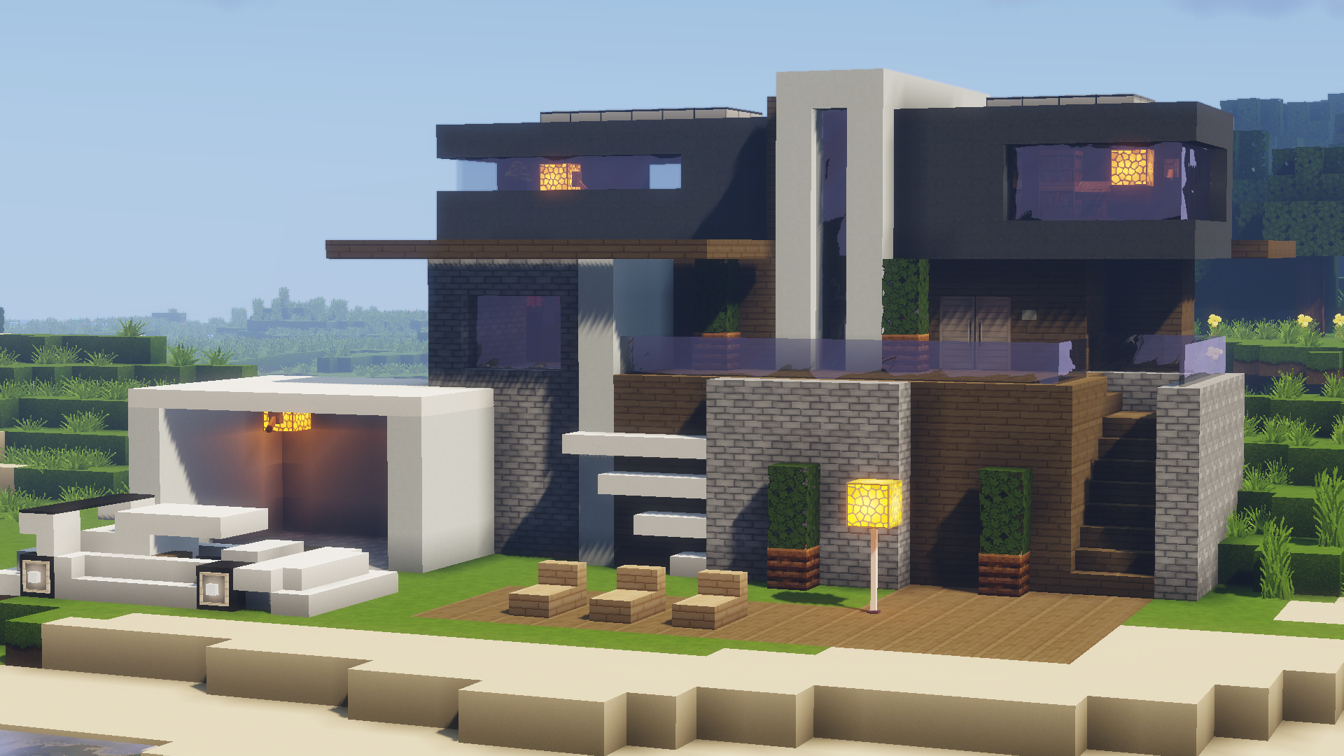 Minecraft Bloc Lumineux