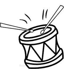 Image result for drum clipart black and white | Clipart black and white,  Clip art, Black and white