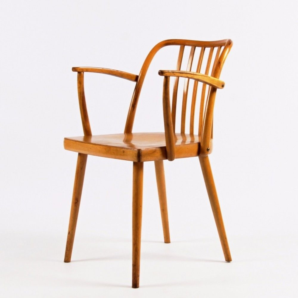 Miraculous Dinner Chair From The Sixties By Antonin Suman For Ton Lamtechconsult Wood Chair Design Ideas Lamtechconsultcom