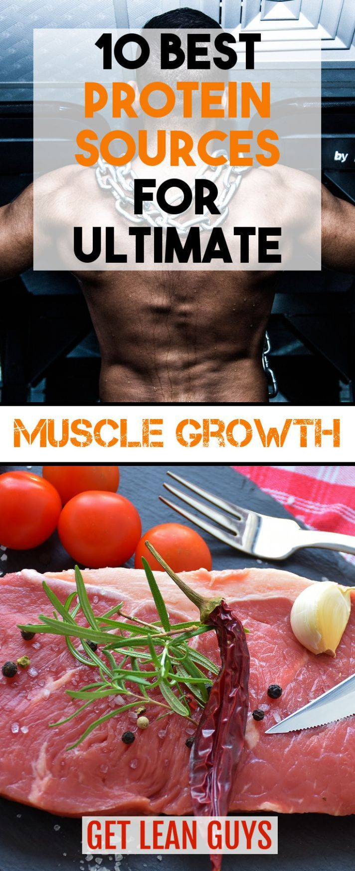 10 Best Protein Sources for Ultimate Muscle Growth Best