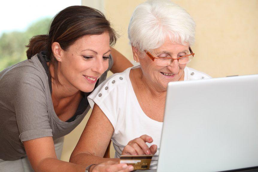 Should You Shop for Groceries Online? Elderly care, Home