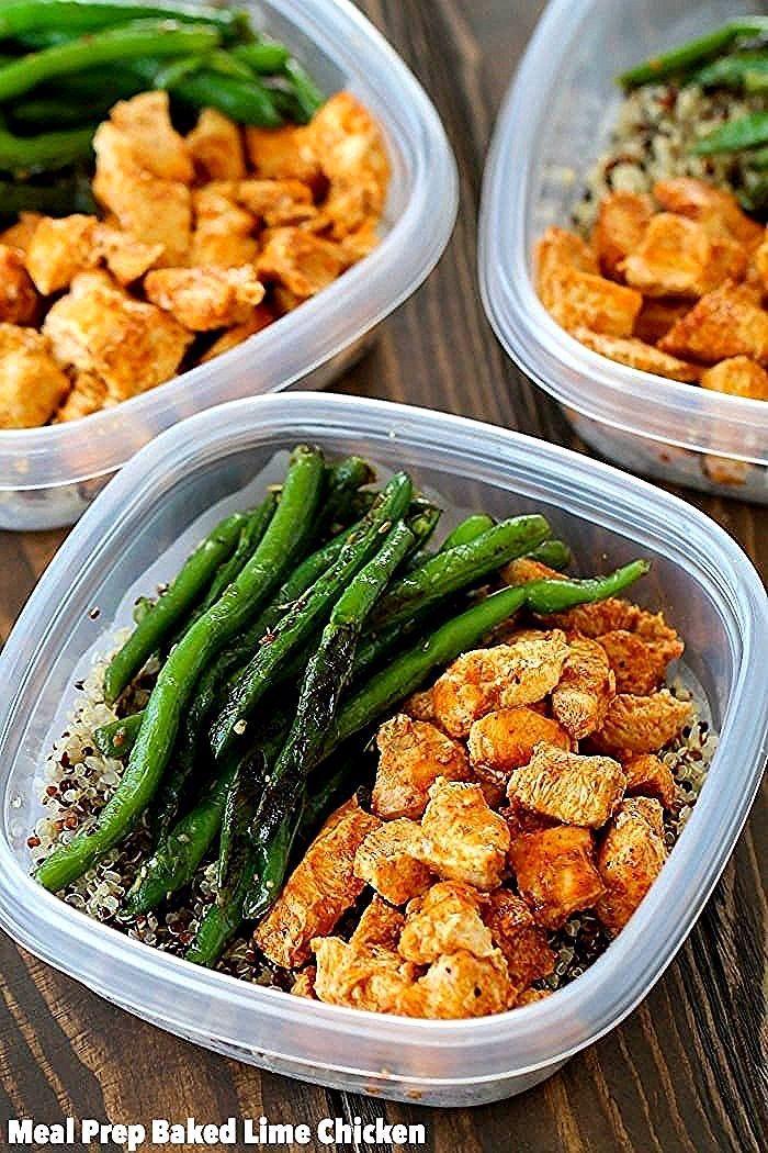 Meal Prep 25 Healthy Meal Prep Bowls