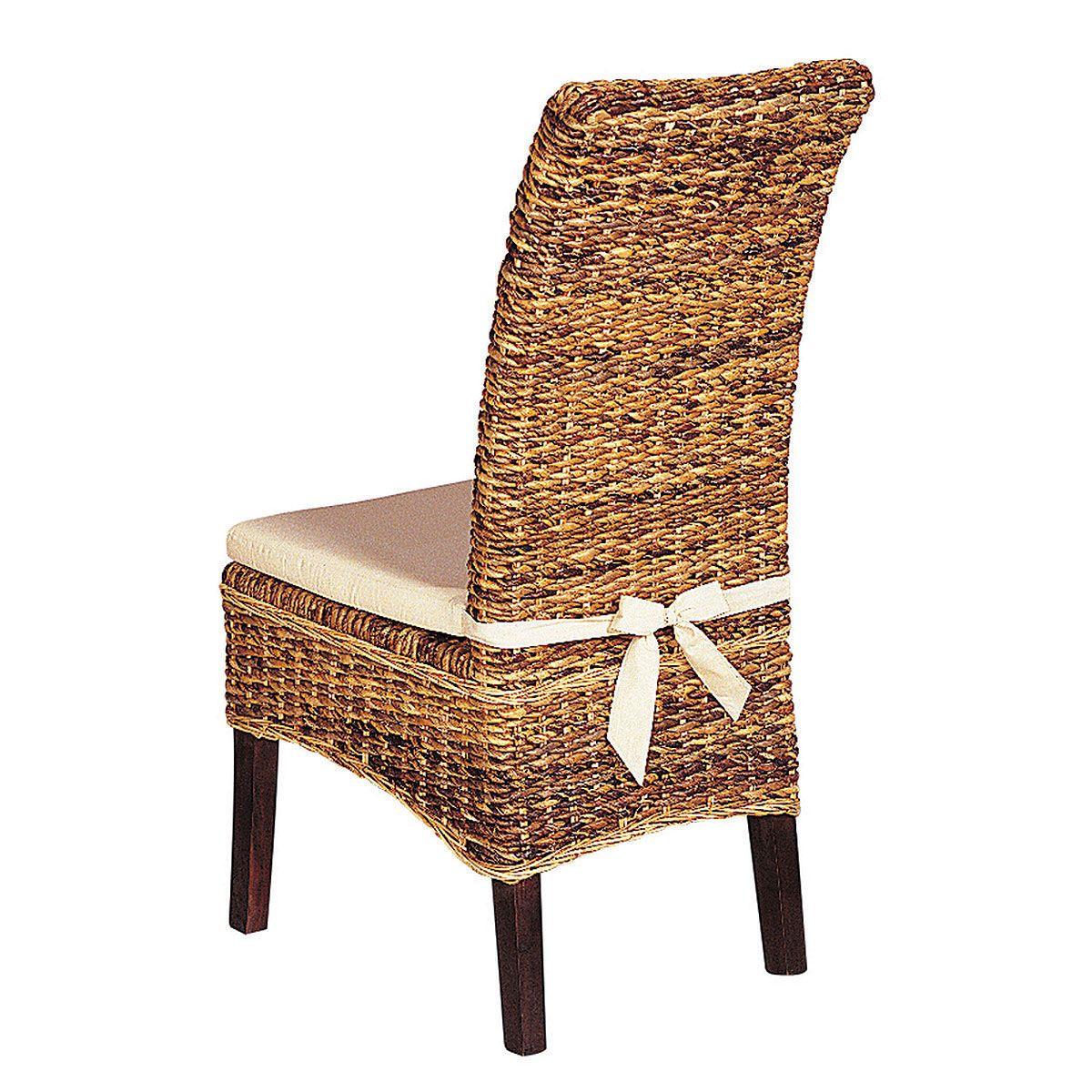 Banana Leaf Chair W Cushion Banana Leaf Chair W Cushion