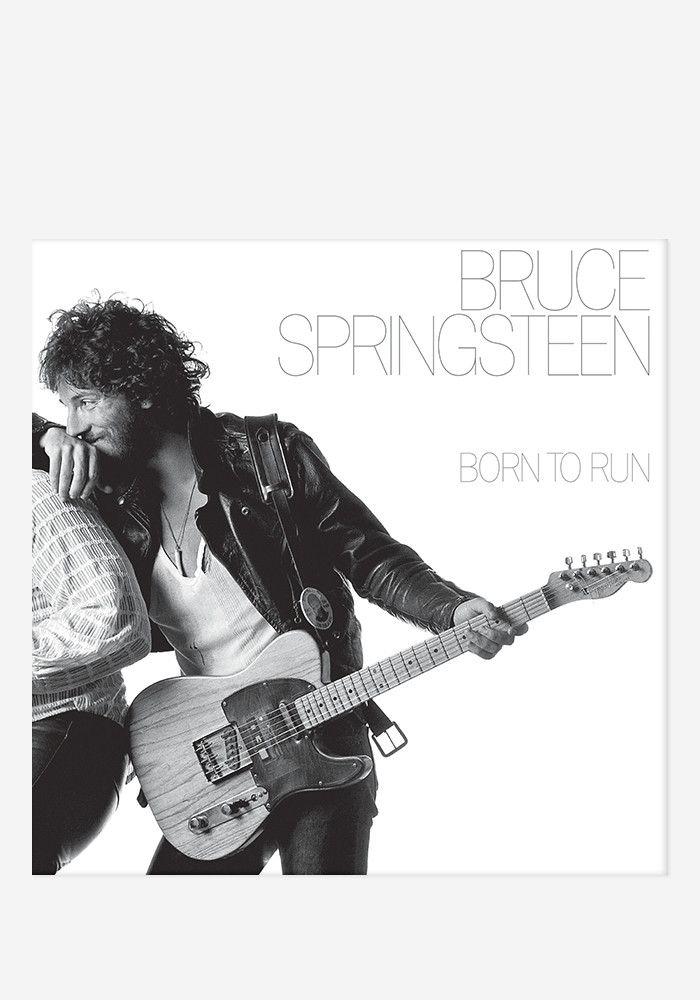 Bruce Springsteen Born To Run Lp Bruce Springsteen Albums Bruce Springsteen Born To Run