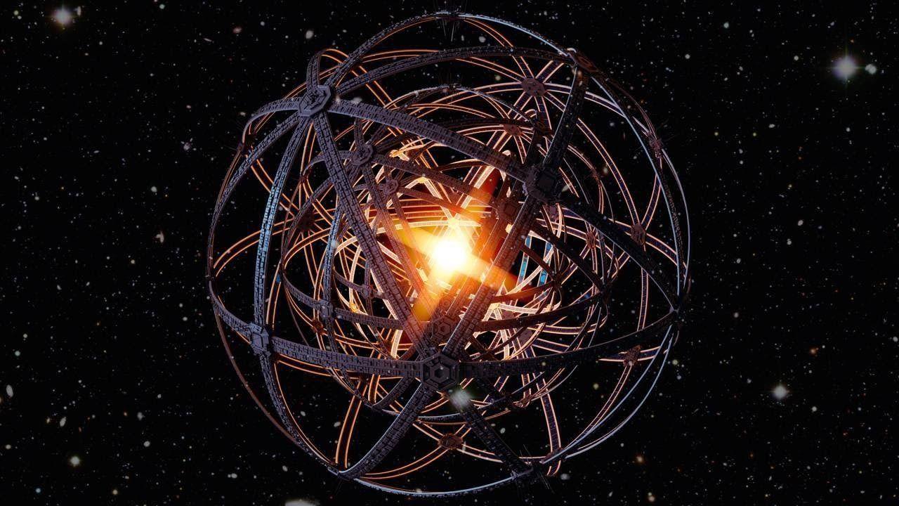 a dyson sphere