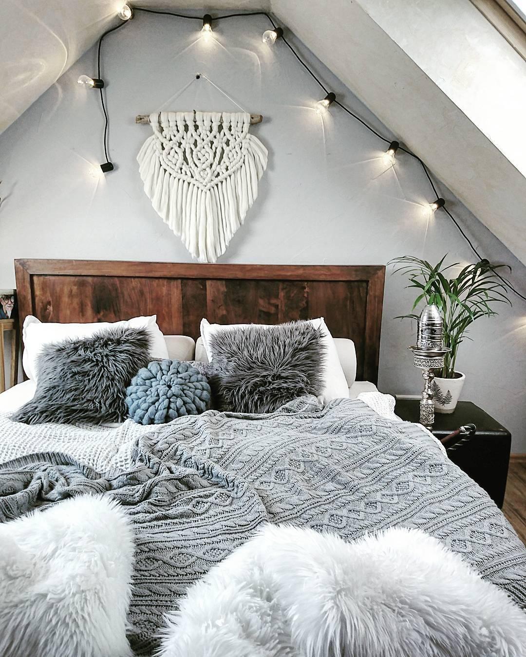 Led Lichterkette Optika Ab Ins Bett Pinterest Bedroom Attic