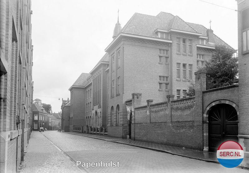 Papenhulst Den Bosch (jaartal: 1950 tot 1960) - Foto's SERC