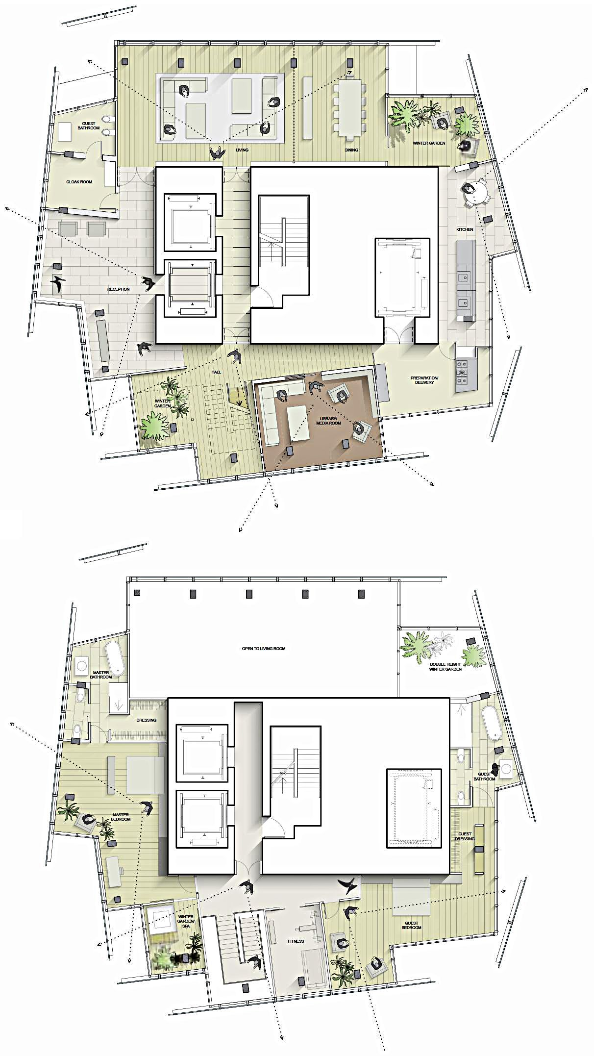 The Shard London Apartment Floor Plans Of Houses Mansions And