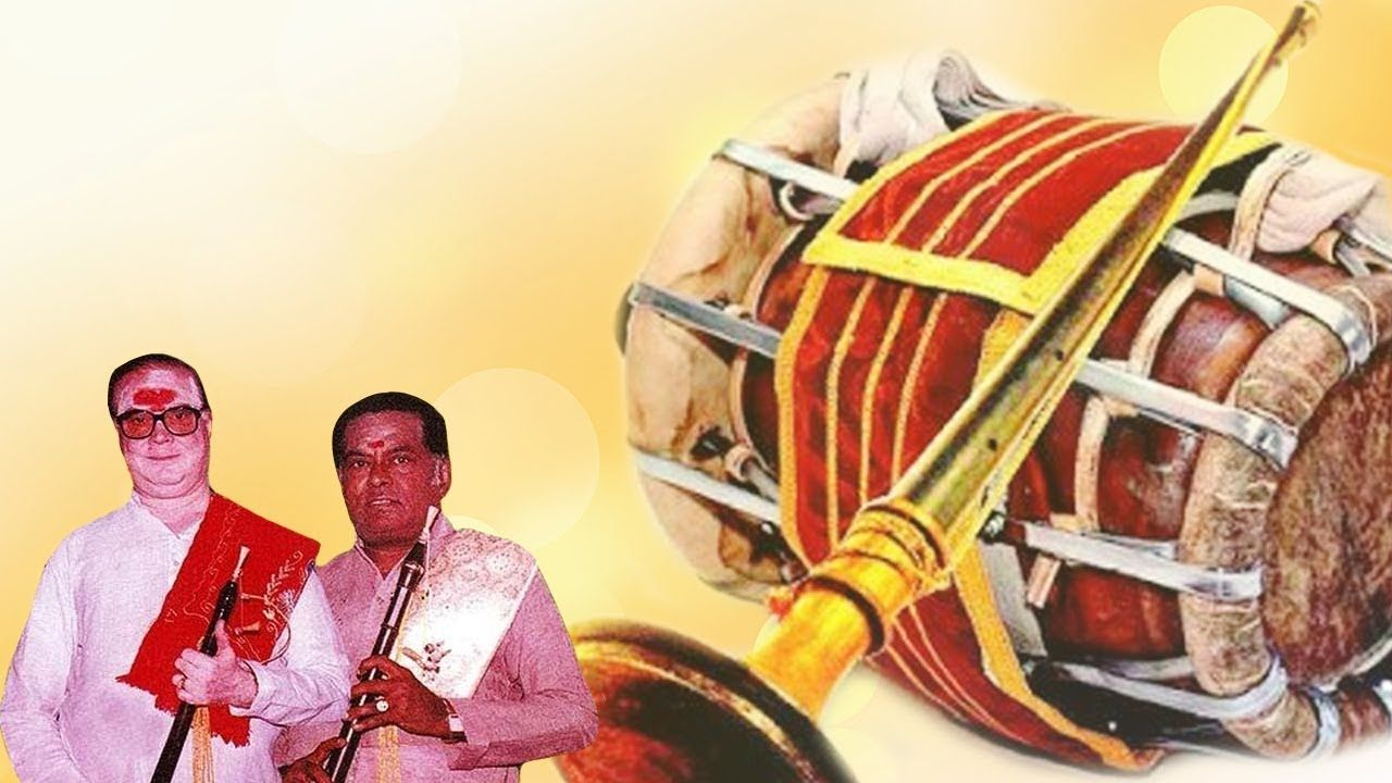 Nadhaswaram and Thavil Music For Marriage Functions