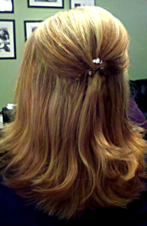 Simple styling kerry heming brown designs pinterest hair style