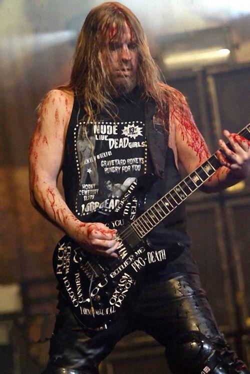 Pin Van Jerry Kok Op Slayer Muziek
