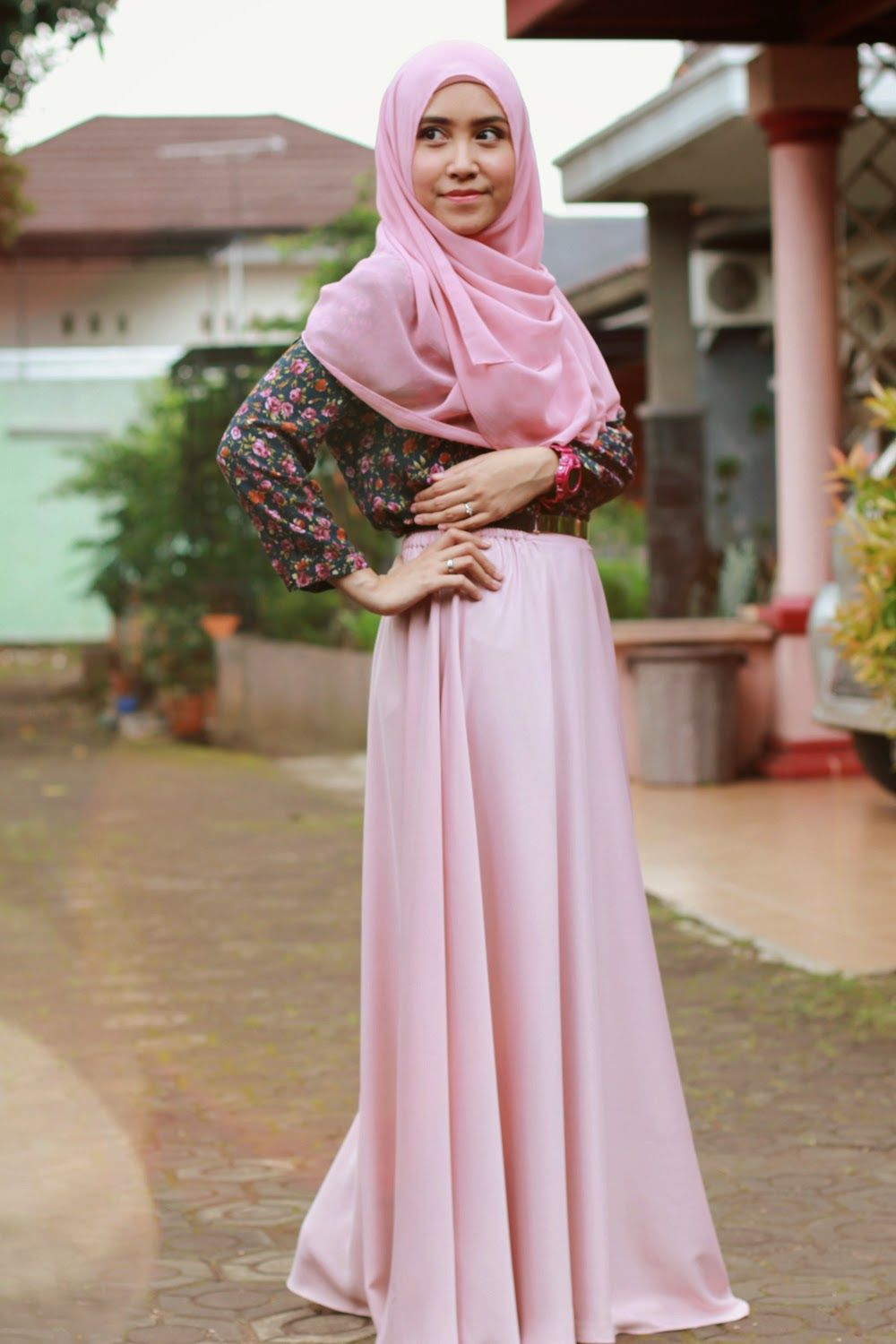 Muslimah Fashion Hijab Style Hijabista Modern Fashion