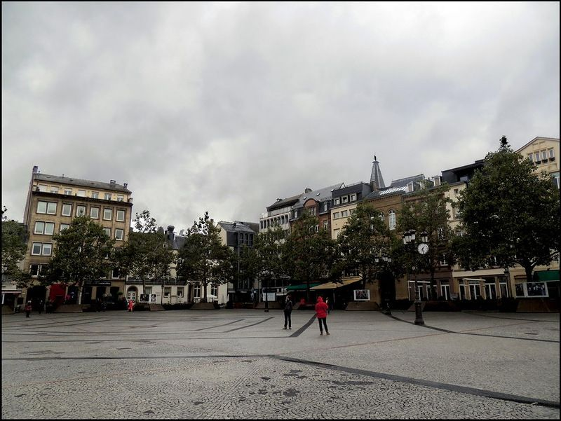 Place Guillaume II (Knuedler)