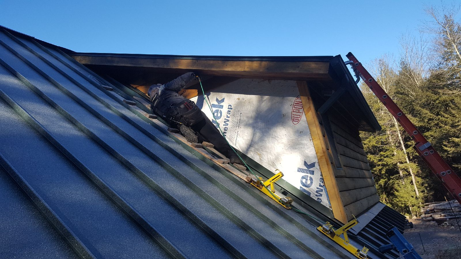 Best Proper Metal Roof Installation The Right Stuff Roof 640 x 480