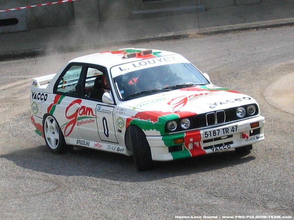 Bmw M3 Rally Picture Taken By Me M3 E30 Bmw E30 Bmw Bmw M3