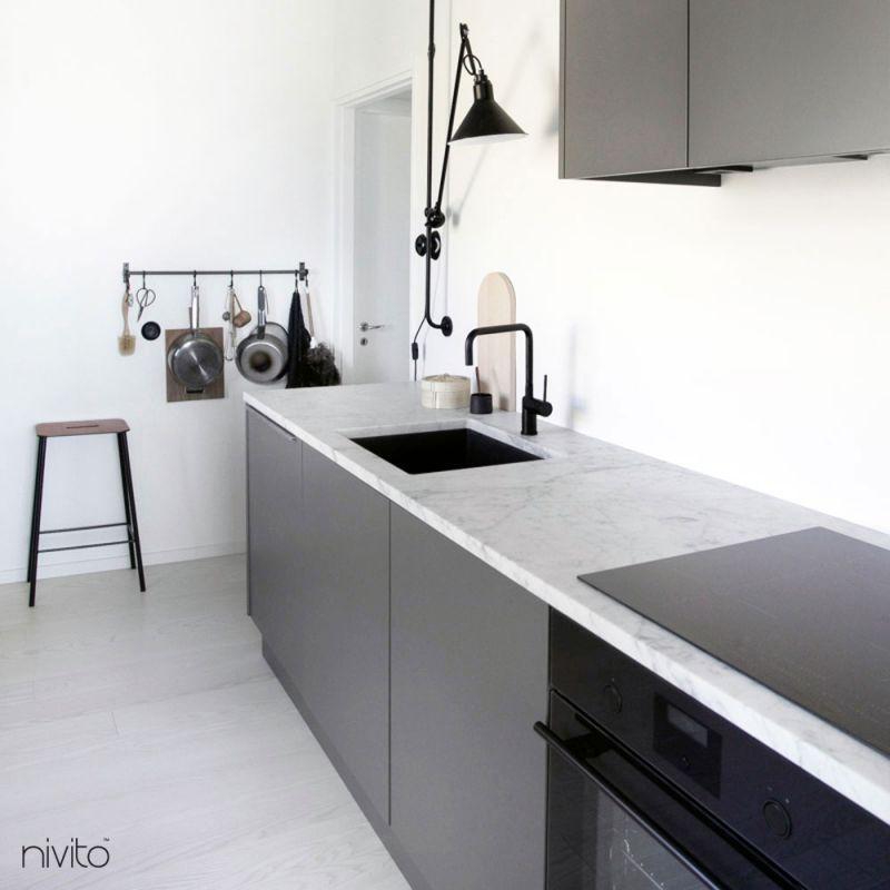Black Kitchen Faucet With Images Black Kitchen Faucets Black