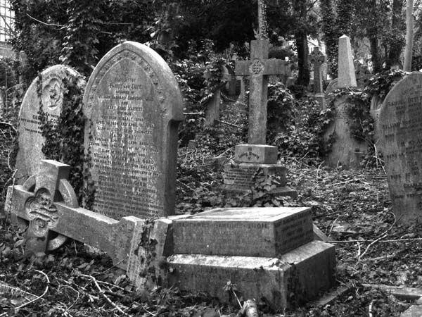Highgate Cemetery...London