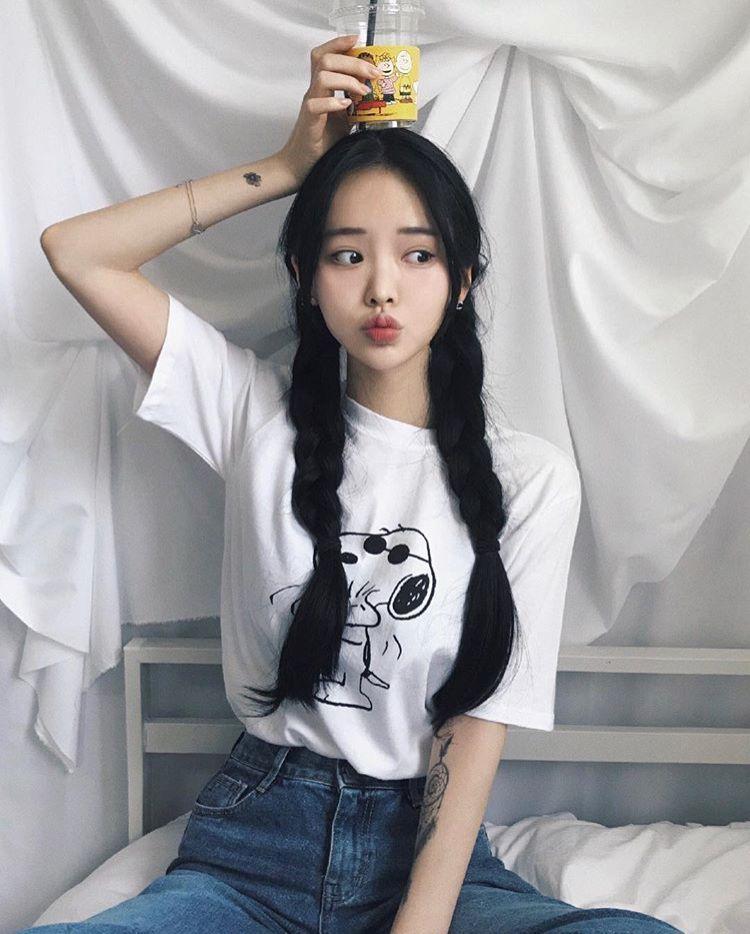 Ulzzangs Coréennes Répertoire / Liste. en 2019 BEAUTY
