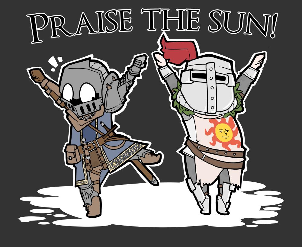Dark Souls Praise The Sun Desenho S Memes Engracados Vilas