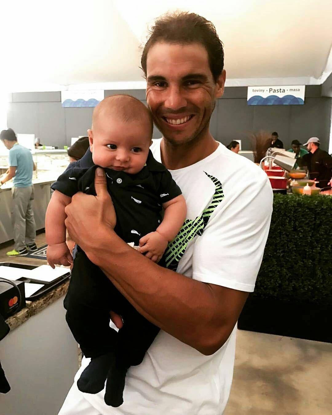Instagram   Rafael Nadal   Rafael nadal, Tennis, Tennis racket