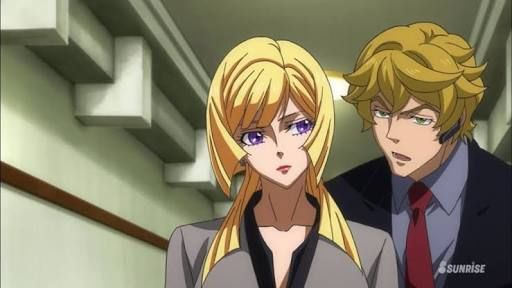 クーデリア&ユージン | 鉄血のオ...