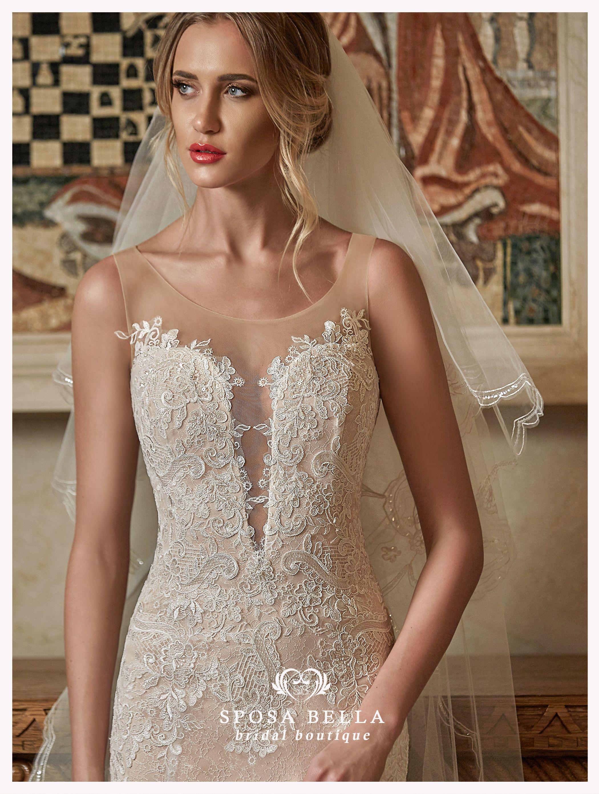 a0228a11bd4d Style  Bibiana Bella Bridal