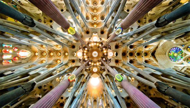 These Photographs Might Look Fake But They Are Real Cathedrals - Photographs might look fake 100 real