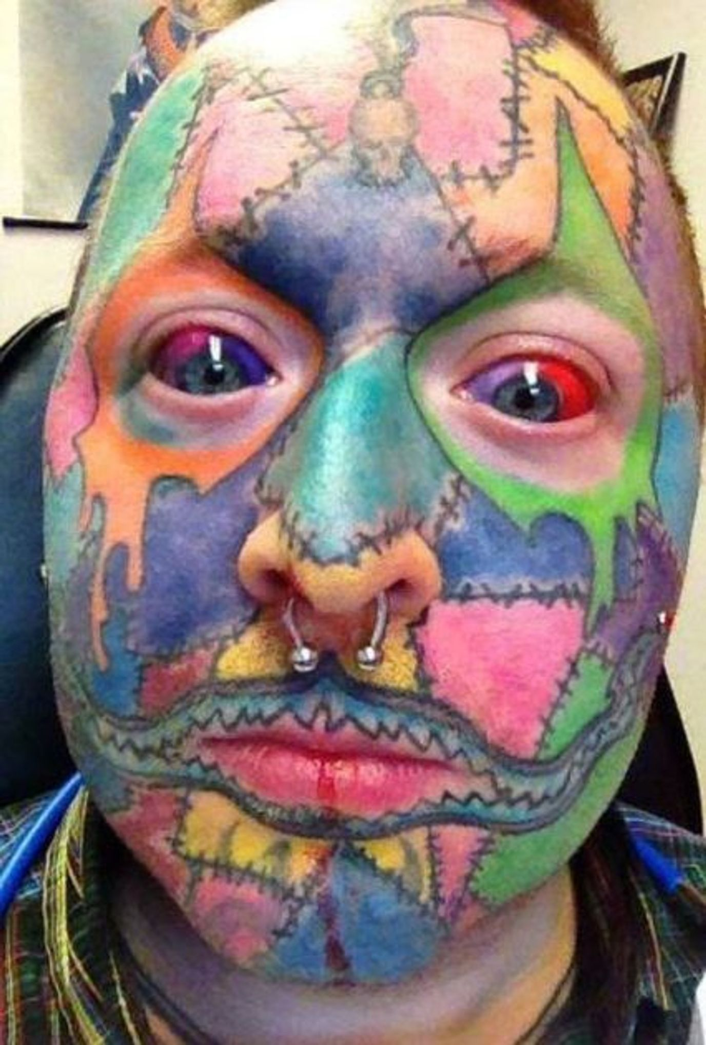 These Are the Most Regrettable Face Tattoos of All Time