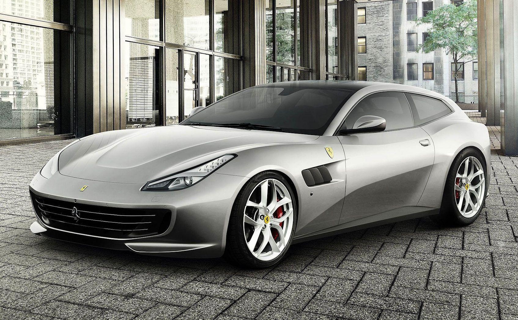 Ferrari GTC4 Lusso T: la V8 volante - MotorAge New ...