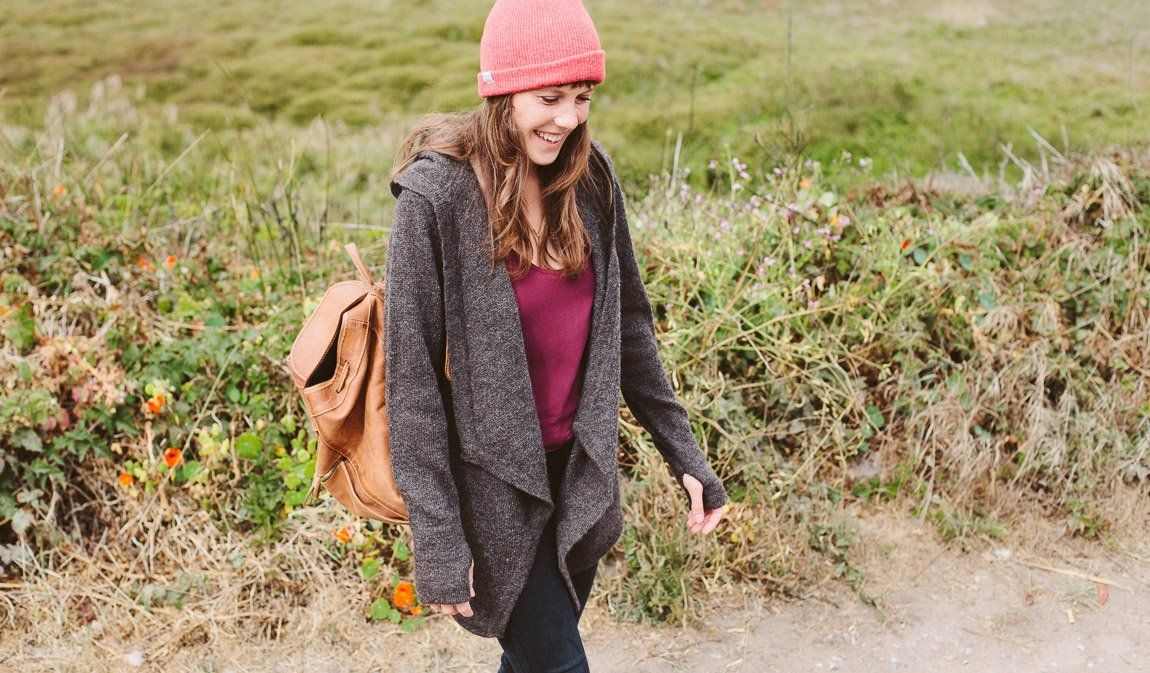 Black Sheep Wrap Sweater | Wool sweaters womens, Sweaters