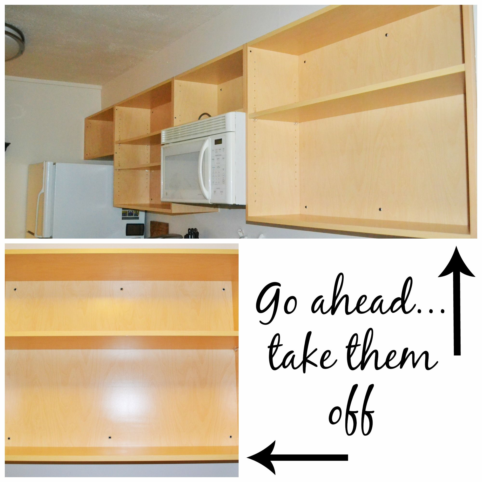 Kitchen Improvement Removing Cabinet Doors In 2020 Kitchen Cabinets How To Remove Kitchen Cabinets Installing Kitchen Cabinets