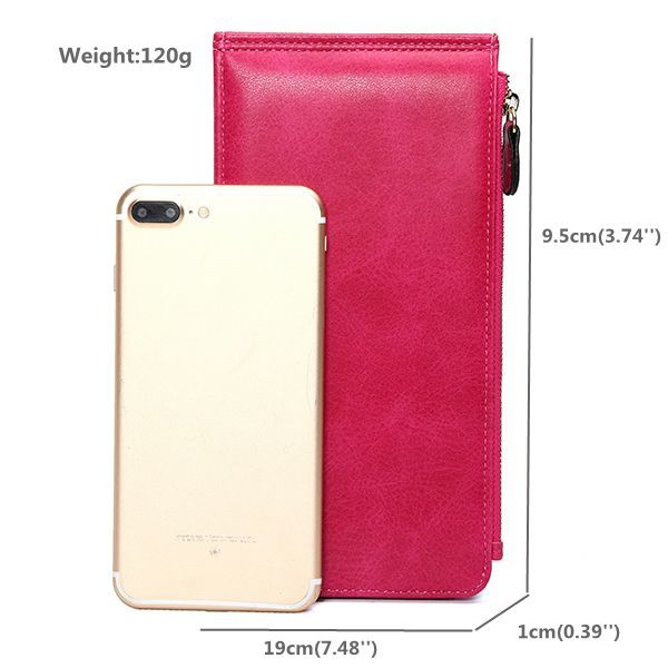 Hot-sale Woman Durable PU Phone Wallet Card Bag 20 Card Slots Multi-card slots Card Wallet - NewChic Mobile.