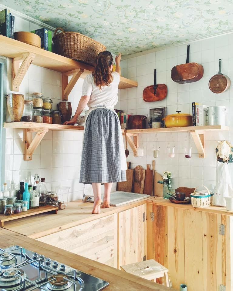 hipster kitchen design. Lofts Perfect for smols  cozy dwellage Pinterest Kitchens Interiors