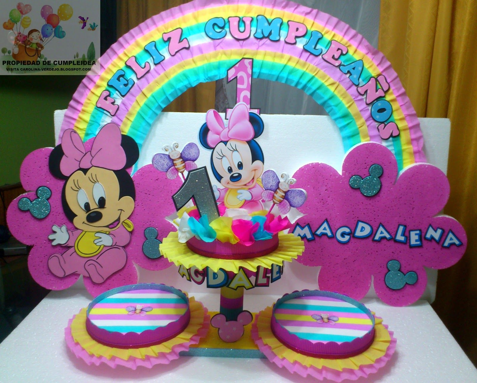 Decoraciones infantiles decoraciones infantiles party - Decoraciones para cumpleanos infantiles ...
