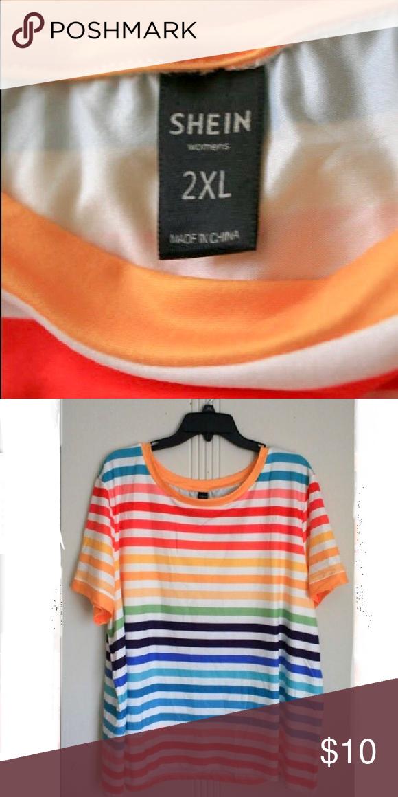 95 polyester 5 spandex shirt