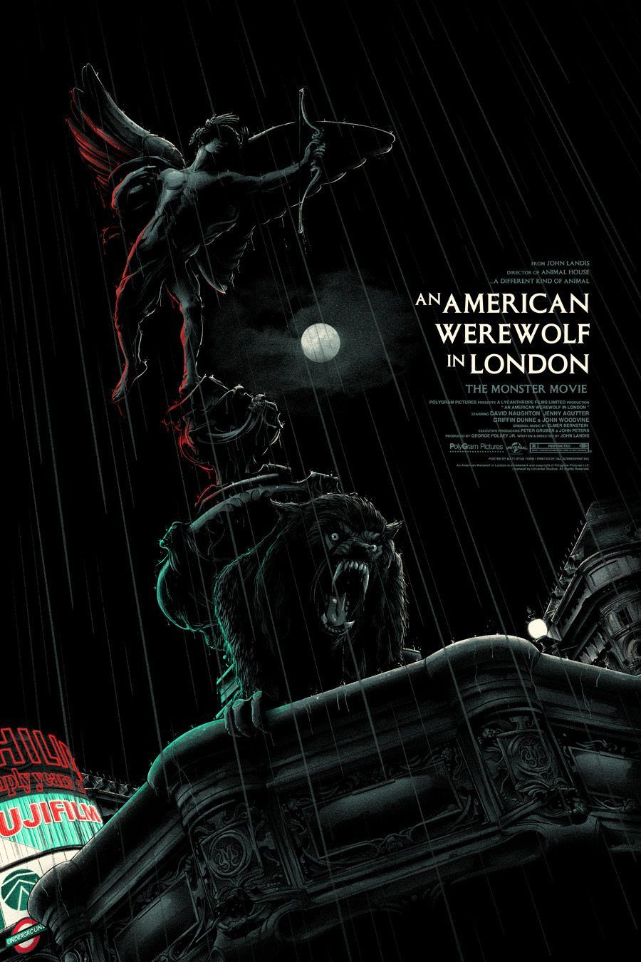 An American Werewolf In London 1981 Hd Wallpaper From Gallsource