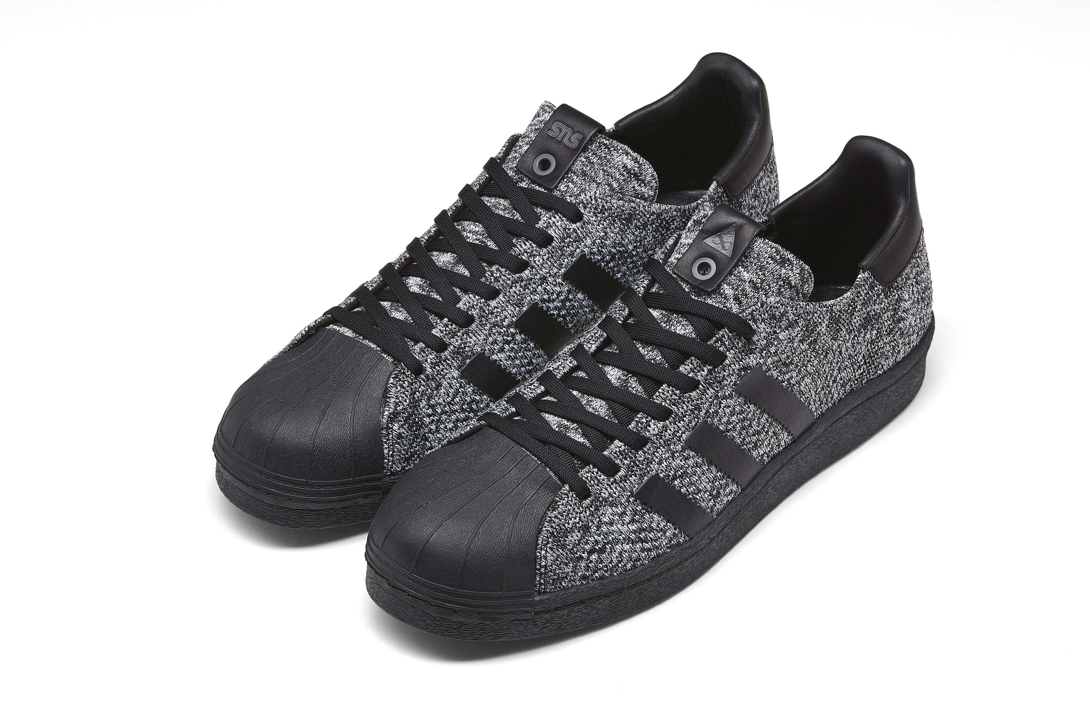 Sneakersnstuff Social Status Adidas Superstar