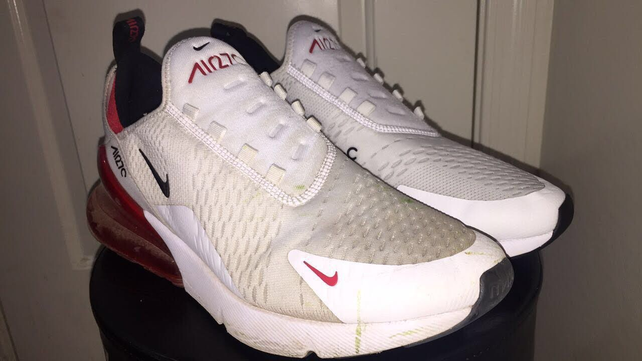 Cleaning Air Max 270 With Jason Markk