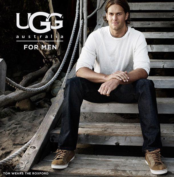 UGG® for Men feat. Tom Brady