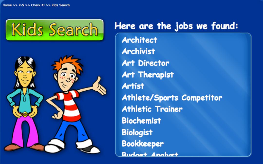 CareerSmarts Task 2 WebBased Career Exploration Career