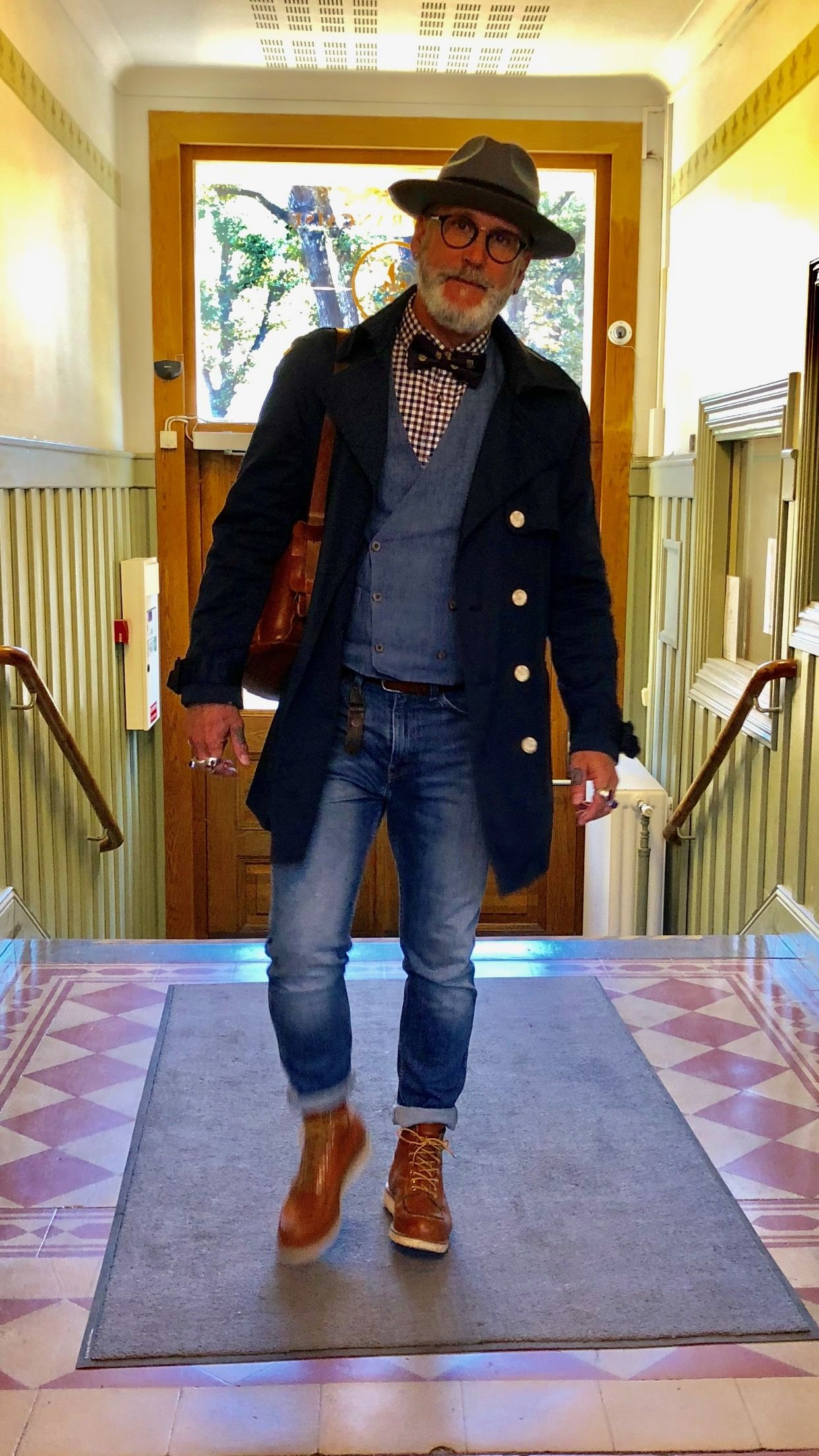 Stetson   Outfits with hats, Mens fashion:__cat__, Gentleman
