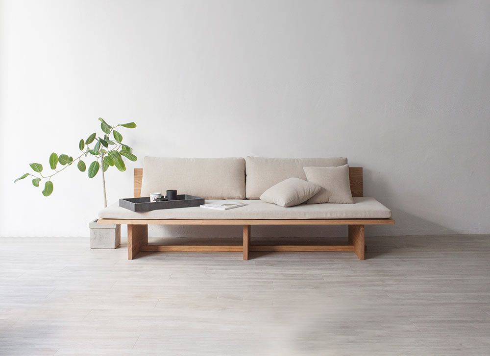 Designed By Korean Designer Cho Hyung Suk For MUNITO, The Blank Daybed Sofa  Is A Fairly Minimalist Seating Option Perfect For Just About Any Space.